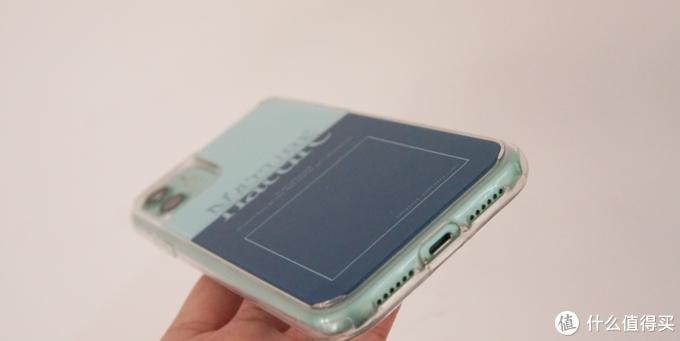 和绿色的iPhone 11更配 — 锤子坚果足迹 自然 主题iPhone手机保护套