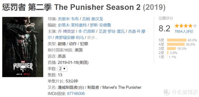 C叔说,暴力背后是温情,美剧《惩罚者》还会有第三季么