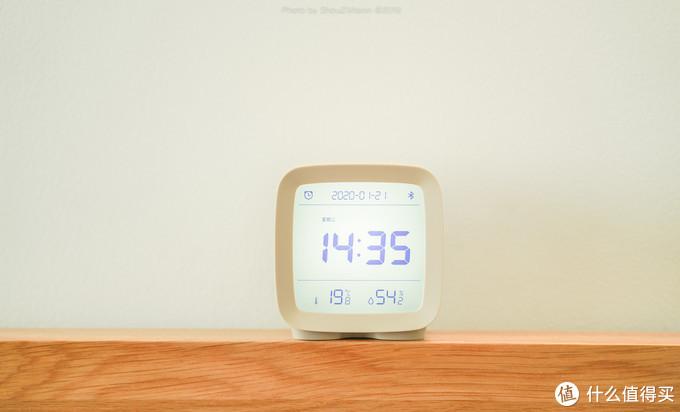 青萍蓝牙闹钟,或许是卧室床头柜的不错搭配