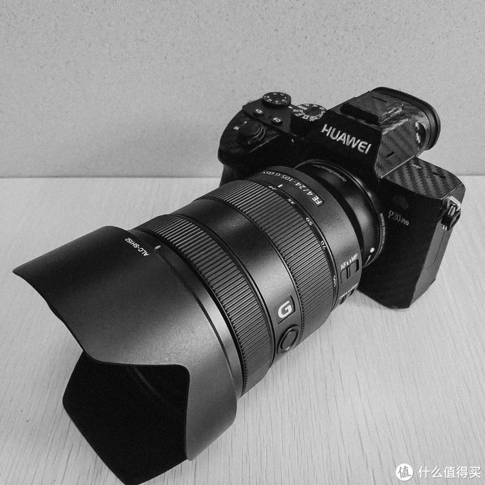 Sony α7 III +FE 24-105mm f/4 G OSS