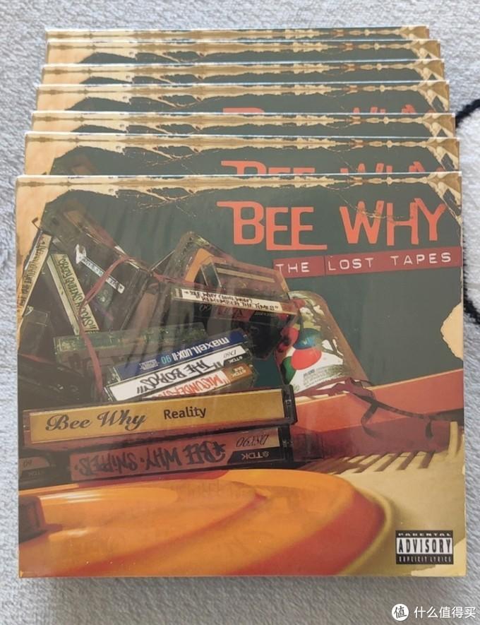 中邮海外购+16F+Bee Why The Lost Tapes专辑CD+10天