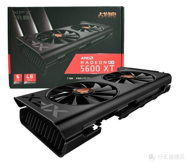 RX5600XT价格体系面临崩溃,京东XFX讯景速降¥400元被AMD喝止