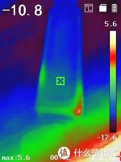 热成像温度度数(中心点)-10.8度