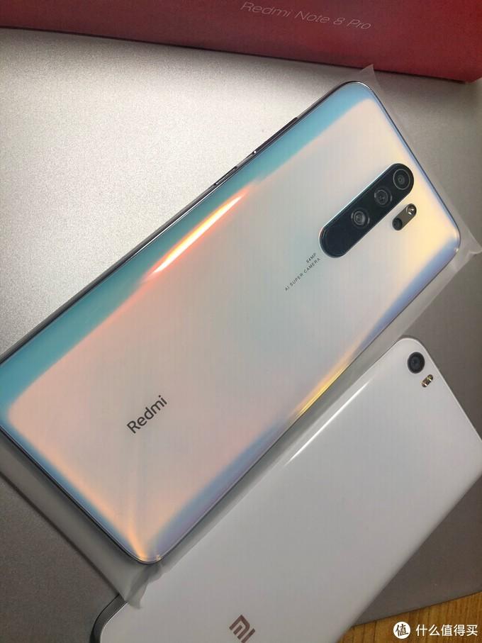 京东1069元入手丐版红米Note8 pro,苹果用户直呼真香!