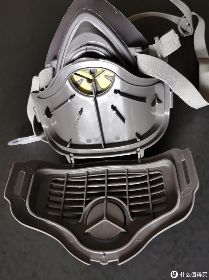 口罩替代品-防尘面罩到货开箱