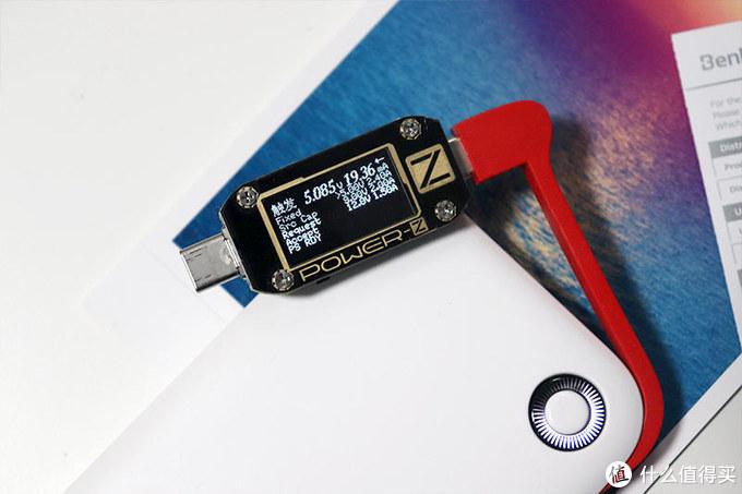 丹顶鹤一撇红,续电无线牵绊,邦克仕PB13 Type-C自带线快充移动电源体验