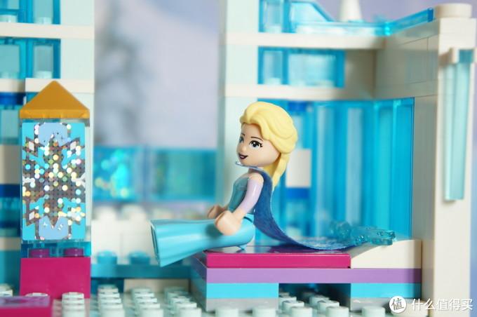 还原魔法冰雪城堡,LEGO乐高 43172积木开箱及拼搭