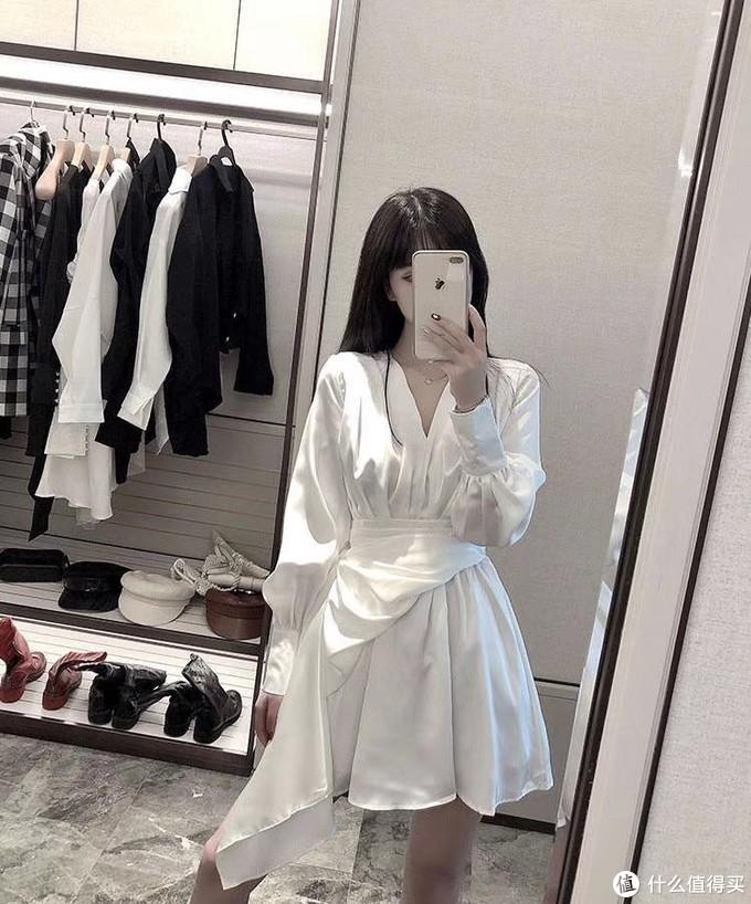 小重工连衣裙
