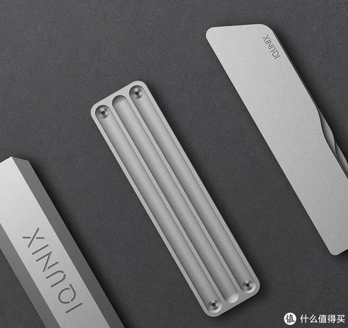 一个漂亮的NVME硬盘------铝厂的硬盘盒