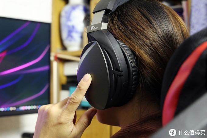 PC/PS4双平台战将:ROG STRIX FUSION WIRELESS无线游戏耳机评测