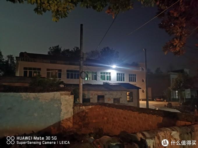 华为mate30和红米K20PRO夜景拍摄几个问题,互相探讨
