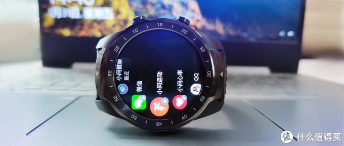 【一表非凡】功能强大配搭舒适:出门问问TicWatch Pro 4G版eSIM智能手表开箱