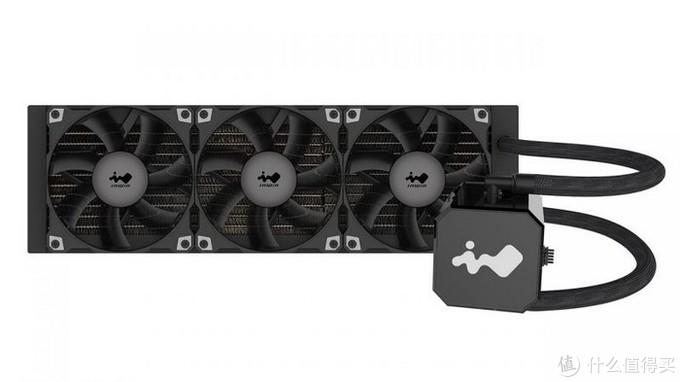 双涡轮冷头、高风压风扇:In Win 发布 SR240、SR360 水冷散热器