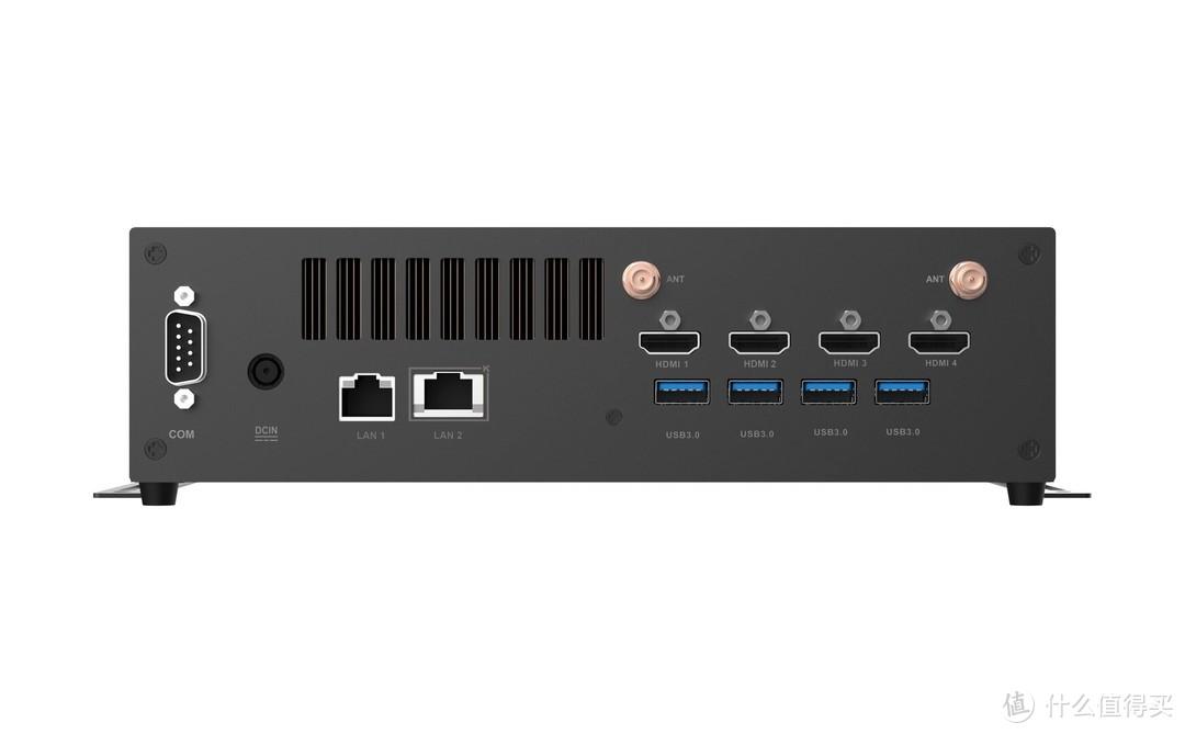 双千兆、4路4K输出:索泰 发布 Zbox Pro QC7T3000 迷你工作站