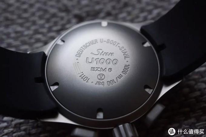 使用高硬度防刮技术Sinn U1000S(EZM6)