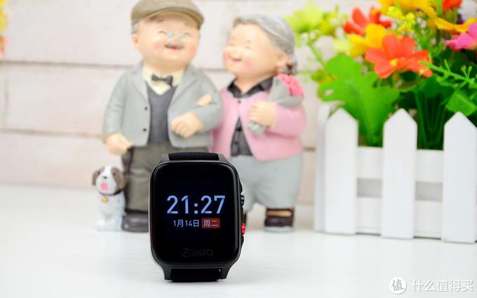 可以测心率、量血压的360手表Pro:老年人自己的电话手表