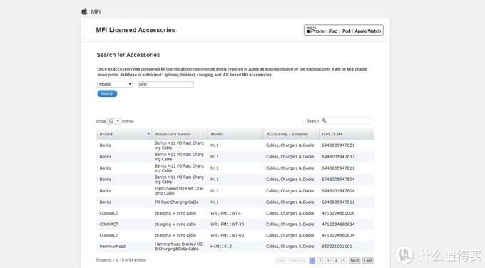 iPadAir3配件之邦克仕USB-C to Lightning数据线