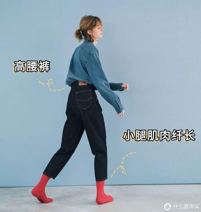 说好的阔腿裤显高,为什么你穿变成小短腿?学会这3招避免踩坑!