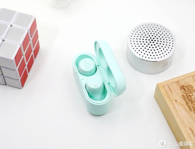 送对礼物才能讨女孩子欢心——JEET Air Bass真无线蓝牙耳机