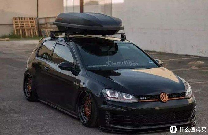 车顶装上它,走遍天涯都不怕啊!储物空间x2~