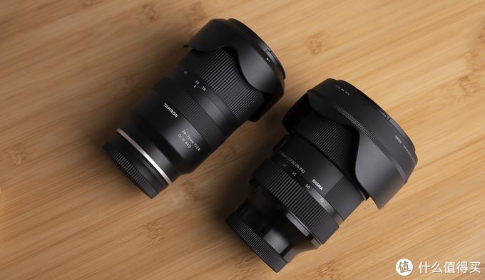 适马ART FE24-70mm DG DN对比腾龙28-75mmDi III RXD