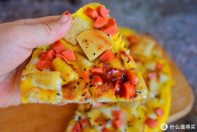 解锁馒头新吃法,等同披萨仪式感,儿子最爱吃它,一周三次都不腻