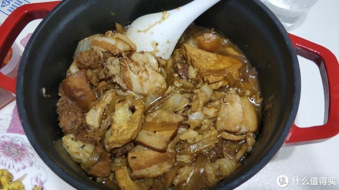 能让人吃下两大碗米饭的大锅菜