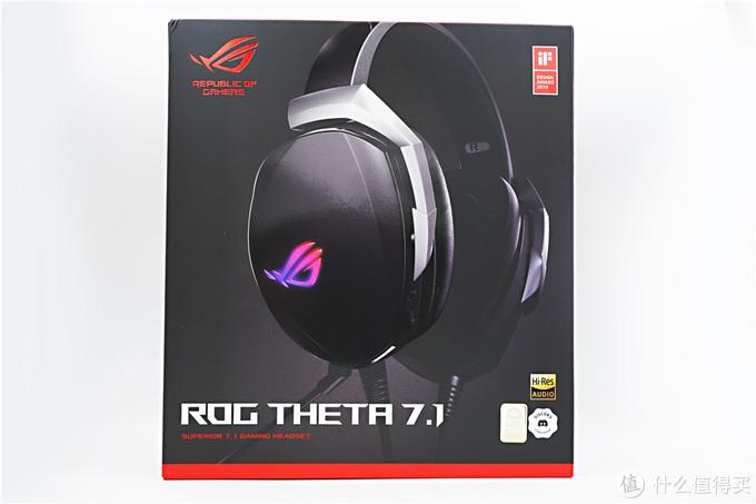 ROG 创世(THETA)7.1耳机——HiRes音质+AI降噪=物理多声道电竞耳机新巅峰