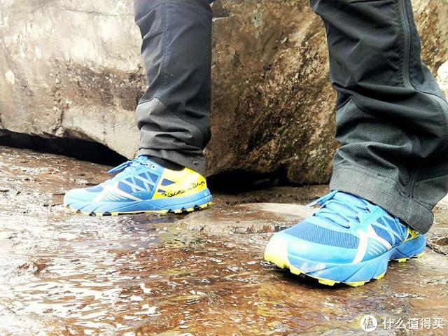 scarpa/斯卡帕旋风越野跑鞋体验