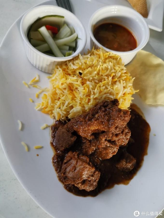 算是比较典型的马来西亚饭了