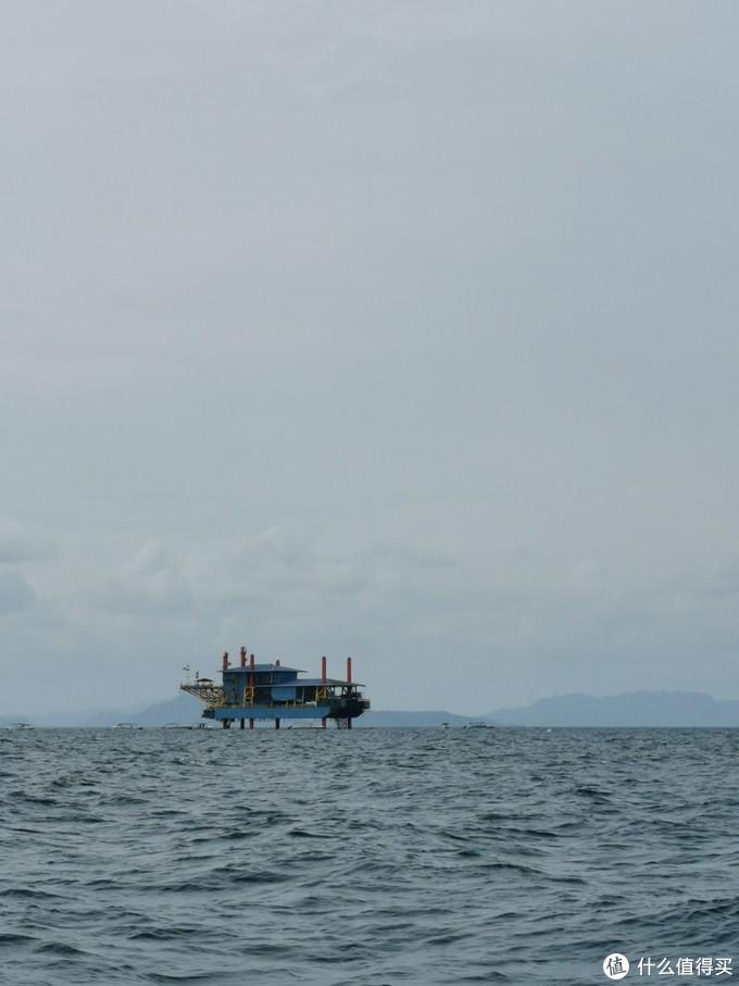 潜水爱好者的圣地:马步潜水平台