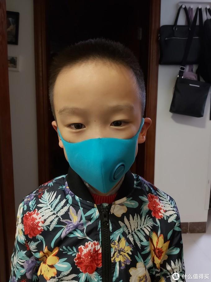 防疫好物,智米儿童口罩开箱