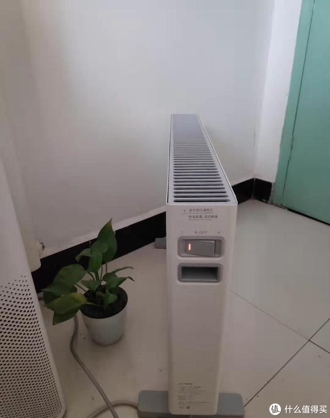 初代智米电暖气,穿暖花开的舒适体验