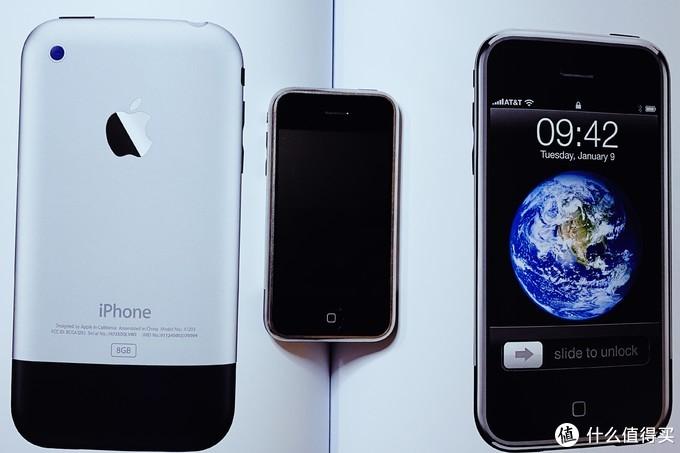 一直留着还能开机的Iphone