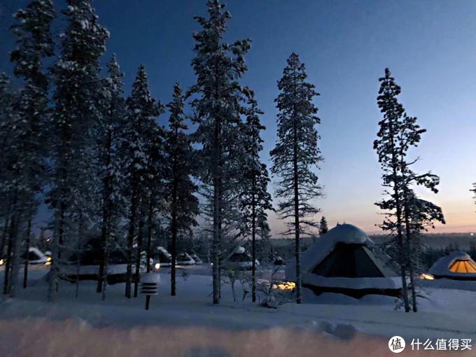 2020年春节--一场没有极光的芬兰之旅