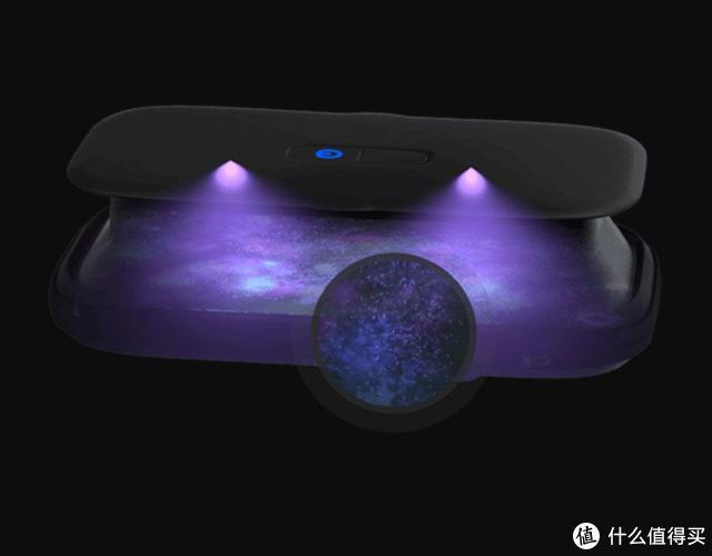 与小米10同天上线,优一手机紫外线消杀菌毒包,随身物品杀菌SPA