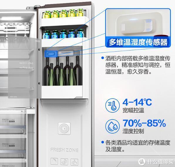 创维冰箱BCD-536WGPi