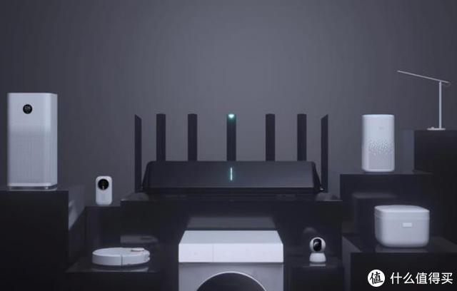 小米AIoT路由器AX3600图赏:高通平台Wi-Fi 6旗舰路由