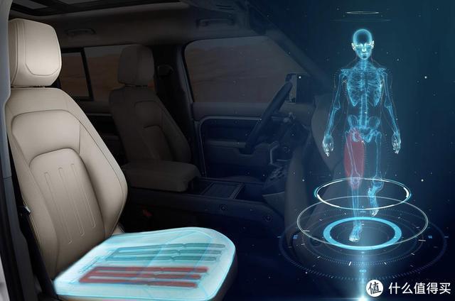 """捷豹路虎发明了一款可以""""欺骗""""大脑的座椅"""