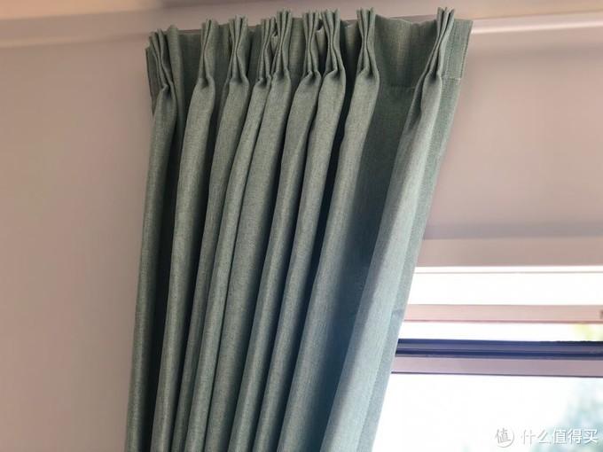 推荐一款小清新的品质窗帘