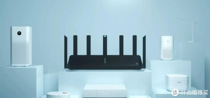 小米发布旗下首款WIFI 6路由器AX3600,售价599元!