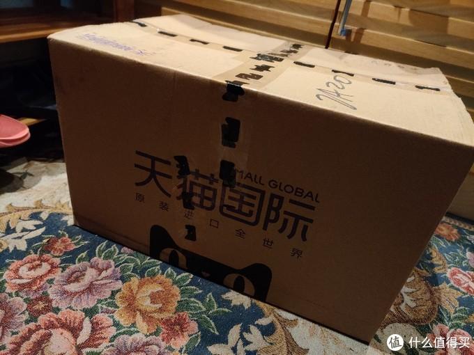 箱子是真的大