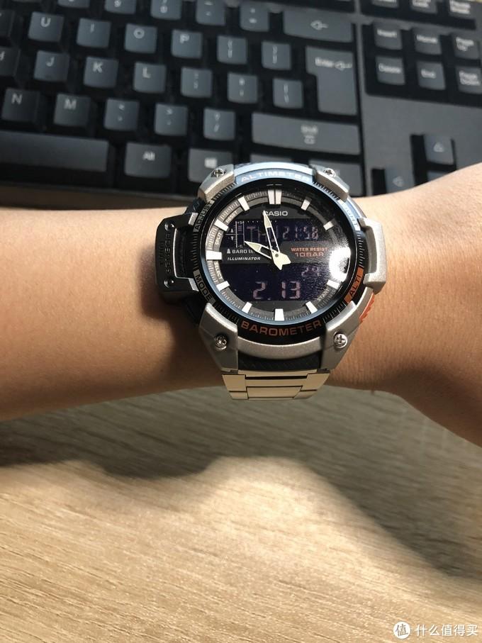 第一块卡西欧手表的入手经历