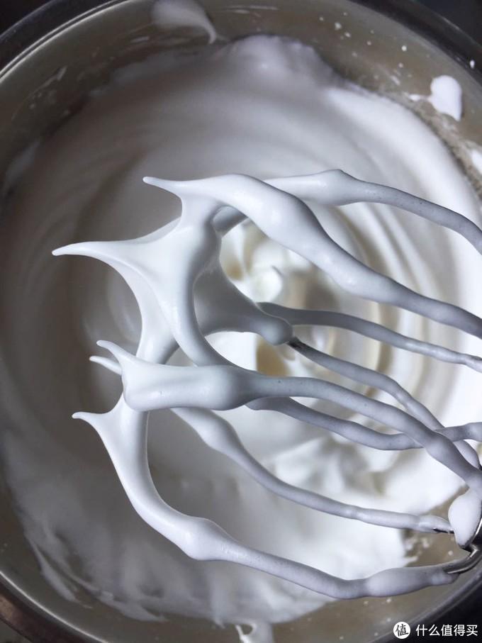 巧克力古早的蛋白
