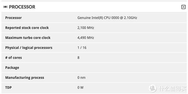 仓促出炉的i7-10875H还未获得多款评测软件验证,信息并不完整