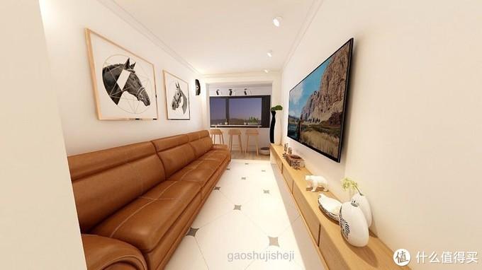 榨干每寸空间:49平三房两厅,四分离、衣帽间都可以拥有