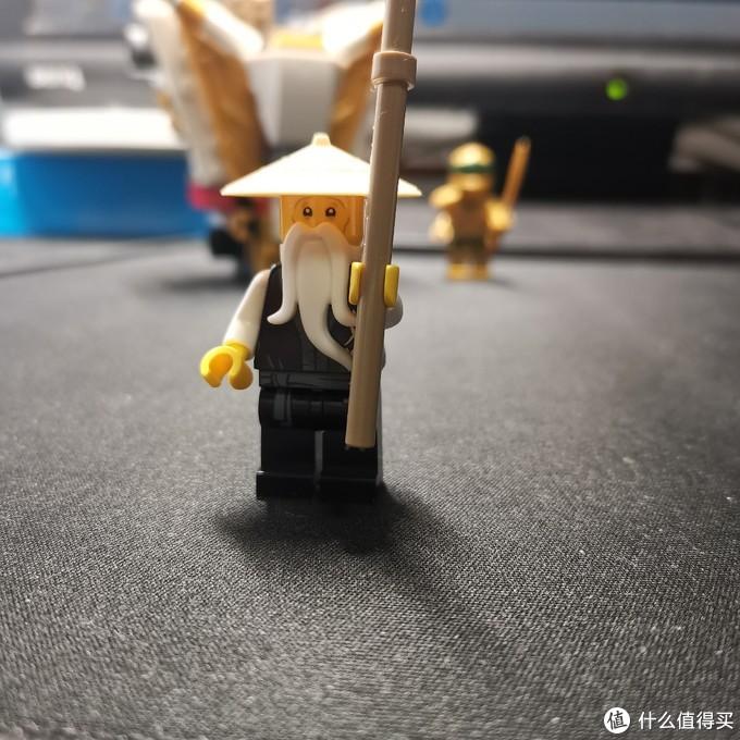 幻影忍者 71702 黄金机甲