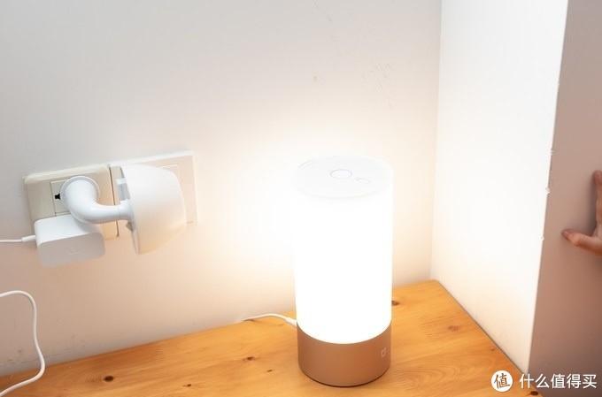 小米(MI)米家智能床头灯体验评测