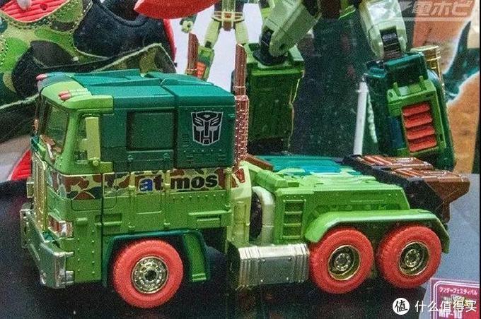 赛博坦之家:WF[冬]MP50白虎勇士、MP51阿尔茜曝光