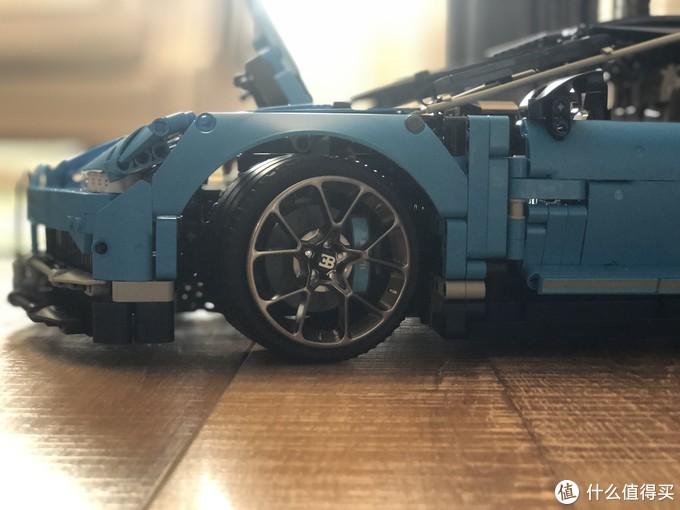 电镀轮毂,刹车盘,车轮可以随着方向盘转动